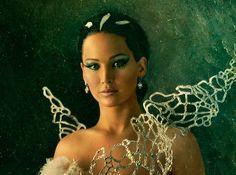 """Beauté : """" Hunger Games : Catching Fire """" : une ligne de cosmétiques inspirée des make-up du film !"""