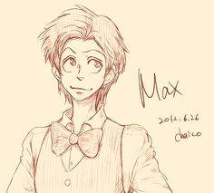 Disney animals as people - Max by *chacckco on deviantART