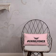 Accessories Archives - WarriorGrrrls Pink Throw Pillows, Sofa Pillows, Accent Pillows, Scandinavian Pillows, Let Your Light Shine, Christmas Pillow, Australian Shepherd, Dog Gifts, Lumbar Pillow
