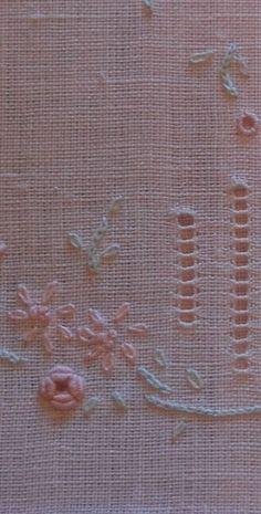 Clases bordado y costura canastilla