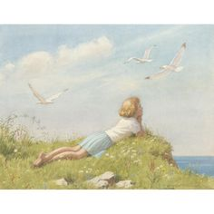Margaret Tarrant, Summer Dreams