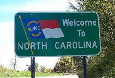 printable pictures of welcome signs for all the states | North Carolina Welcome Sign, by J. Stephen Conn, on Flickr