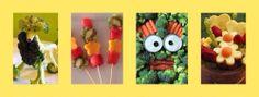 Creative And Healthy Fun Food Ideas