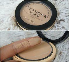 Base de maquillaje en polvo mineral de Sephora