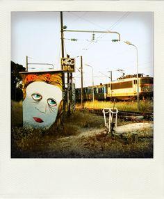 Street Art By Ashpe - Toulon (France)