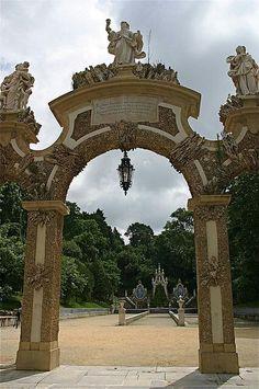 Jardim da Sereia-Coimbra.