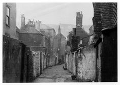 London Chatham & Dover Railway Part I Fleet Street, Sweeney Todd, Cornwall England, Slums, Black And White Colour, Old Photos, Museum, London, History