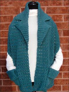 Crochet - Special StitchesReaders Wrap - #830462E ***make it in darker colors for the guys in your life***