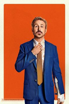 ''The Nice Guys'' 2016 U.S movie poster. Ryan Gosling Haircut, Ryan Gosling Movies, Poster On, Poster Prints, Miami Outfits, Film Genres, Films, This Is Us Movie, Accessories