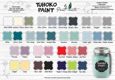 House Painting, Diy Painting, Paint Color Chart, House Paint Exterior, Chalk Paint Furniture, Paint Colors For Home, Color Card, Color Schemes, Color Combinations