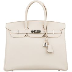 brighton purses knockoffs - Glycine Leather Birkin 35cm Gold Hardware Tote Bag