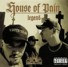 House of Pain - Legend Henry Thomas, Pop Albums, School Of Rock, Twisted Metal, Irish American, Love Letters, Album Covers, Rap, Lettering