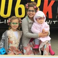 Photos: Lincoln's cutest kids in costume for Halloween Old Lady Costume, School Costume, Dress Up Day, 100 Days Of School, 100th Day, Old Women, Cute Kids, Harajuku, Halloween Costumes