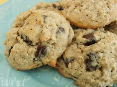 Chocolate Chunk Banana Bread Cookies 2