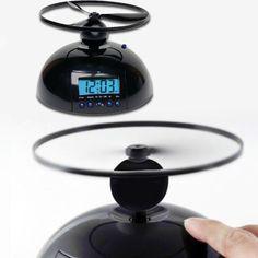 Reloj Despertador Volador