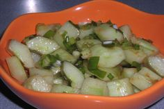 Indonesian Cucumber Salad. Photo by TeresaS