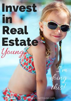 Invest in Real Estate Young. What to consider when investing in Real Estate and the big WHY. Finding homes for sale in Coral Springs and Southeast FL to invest for wealth building Real Estate Quotes, Real Estate Humor, Real Estate Tips, Income Property, Rental Property, Investment Property, Real Estate Business, Real Estate Investor, Real Estate Marketing