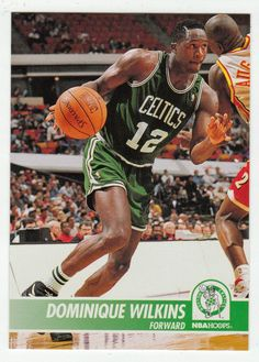 e8418a4d759 Dominique Wilkins   309 - 1994-95 Skybox Hoops Basketball