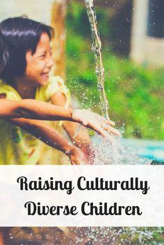 Raising Culturally Diverse Children