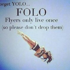 cheerleading quotes for flyers - Google Search