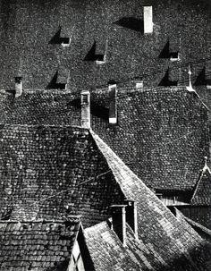 Ludwig Windstosser,Klosterhof, Maulbronn, Württemberg, 1954 Thanks toyama-bato
