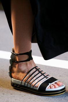 Fendi - Spring 2015 Ready-to-Wear