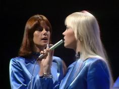 "ABBA went to Great Britain on January 11th 1976, and made an appearance in the most important pop show ""Top of The Pops"". The group performed ""Mamma Mia"" live."