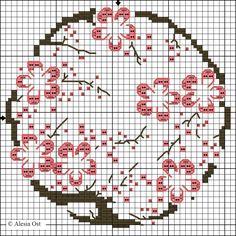 Sakura (Cherry) Tree Blossom