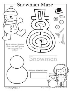 13 best Free Mazes & Worksheets for Kids images on Pinterest | Kids ...