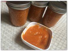 Peach Barbecue Sauce Recipe #peach