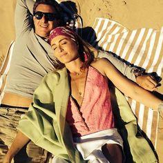 Angélica viaja para comemorar 40 anos | Angélica comemora aniversário com amigos em viagem - Yahoo OMG! Brasil. E com o marido  Luciano  Huck  nesta viagem ao Uruguai escreveu na legenda ´´My love ´´