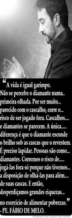 - PE. FÁBIO DE MELO.