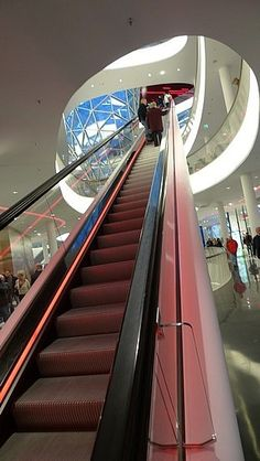 Great Modern Architecture at MyZeil Shopping Mall - Frankfurt Am Main, Germany Travel Blog