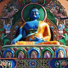Templo budista, Três Coroas, RS, Brasil. #buddhist  #temple