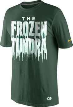 Green Bay Packers Green Nike Local T-Shirt