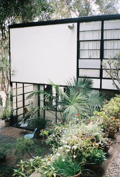 http://www.archdaily.com/66302/ad-classics-eames-house-charles-and-ray-eames