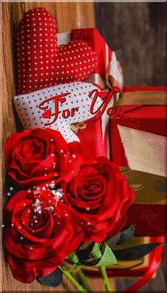 Beautiful Flowers Pictures, Beautiful Gif, Flower Pictures, Valentines Day Bears, Birthday Cake With Photo, I Love You Images, If You Love Someone, Anything Is Possible, Cool Animations