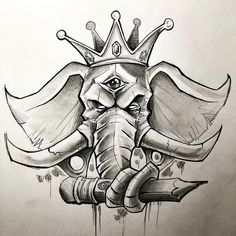 Graffiti Writing, Graffiti Alphabet, Graffiti Art, Elephant Sketch, Elephant Art, Tattoo Drawings, Art Drawings, Imagination Drawing, Organic Tattoo