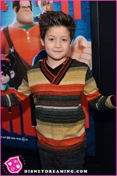 """Davis Cleveland At Walt Disney Pictures """"Wreck-It Ralph"""" Movie Premiere"""