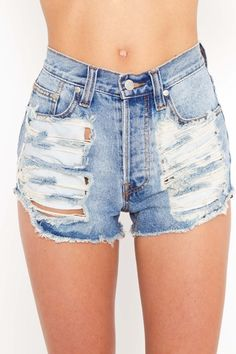 give me these freaking shorts.