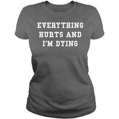 Cool #TeeForNeuro Linguistic Programming EVERYTHING HURT AND… - Neuro Linguistic Programming Awesome Shirt - (*_*)