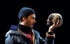 """I will speak to thee. I'll call thee """"Hamlet, King, Father, royal Dane."""" O, answer me! - Hamlet"""