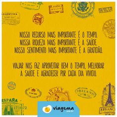 Conhece a loja Viagema? Especializada em objetos de design e presentes para quem tem fome de viagem! www.viagema.com.br