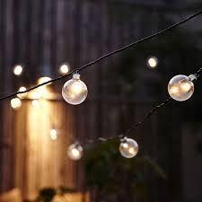Bildresultat för ljusslinga utomhus sommar