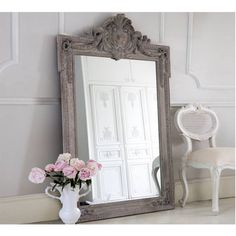 Buy The Beautifully Designed Swags U0026 Bows Large Mirror, By The French  Bedroom Company.