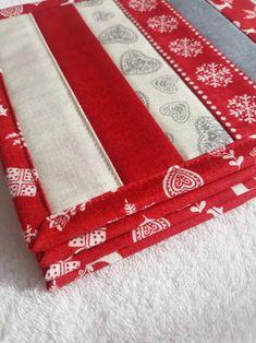 Vánoční / Zboží prodejce Lenka Šálková | Fler.cz Napkins, Scrappy Quilts, Towels, Dinner Napkins