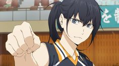 HOLY VOLLEY IT'S BOOTIFUL {Kageyama Tobio Gender bent}