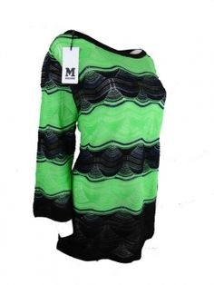 couture4less - MISSONI  Valentino Fashion Group  Pullover Gr.40
