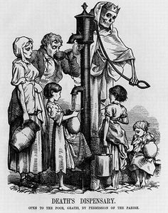 The founding father of epidemiology, John Snow, tried to convince many that cholera could be spread by contaminated water. In 1831, when people began dying in England from cholera, Snow began experimenting to find how cholera was spread. By looking at the pump for the water, he knew that it was spread from that. He later discovered that what brought upon this epidemic was a mother who washed her baby's diaper near the pump.