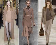 Sfilate Moda autunno inverno 2016 2017 Colore Warm Taupe - Lei Trendy